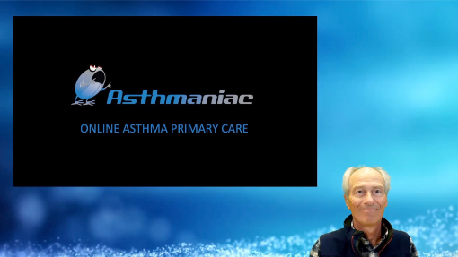 Online Asthma Primary Care with Asthmaniac!